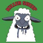 Killer Sheep by Lars Nielsen