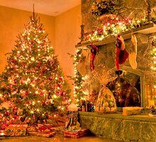 Christmas In New York by M a r i e B a r c i a
