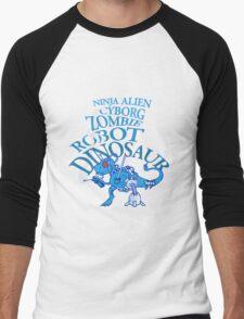 Super nerdy Men's Baseball ¾ T-Shirt