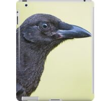 In Praise of the Crow iPad Case/Skin