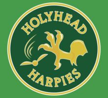 Holyhead Harpies by Artvark Creative
