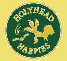 Holyhead Harpies Baby Tee
