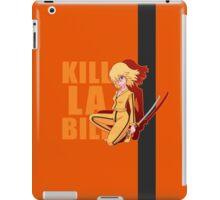 Kill La Bill iPad Case/Skin