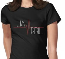 Japril Womens Fitted T-Shirt