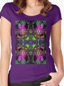 Electric Erotica Women's Fitted Scoop T-Shirt