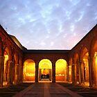 Basilica of Sant' Ambrogio. Inner Court. Milan, Italy 2010 by Igor Pozdnyakov