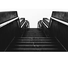 The Stairs Photographic Print