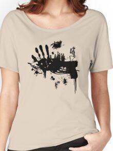 Bloody Guns! Women's Relaxed Fit T-Shirt