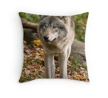 Suspicious Minds! Throw Pillow