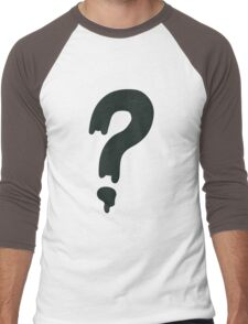 Mystery Shack 'Staff' Shirt Men's Baseball ¾ T-Shirt