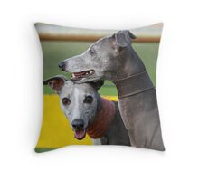 When's it our turn? Throw Pillow