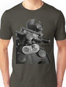 1942 ex-army 741b Indian scout vintage Motorbike Unisex T-Shirt