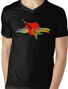 Tom Petty And The Heartbreakers Mens V-Neck T-Shirt
