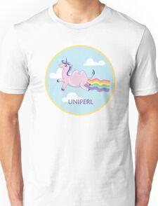 UniPerl for Perl developers Unisex T-Shirt