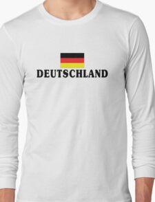 Deutschland Long Sleeve T-Shirt