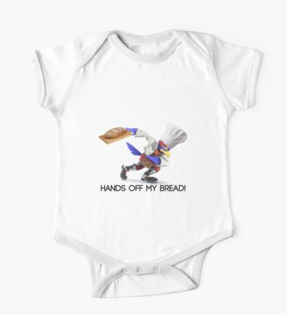 Hands off my bread! - Falco One Piece - Short Sleeve
