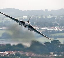 Avro Vulcan - Dawlish Air Show 2015  #2 by © Steve H Clark Photography