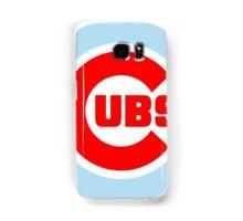 Chicago Cubs- Chicago Theme Samsung Galaxy Case/Skin