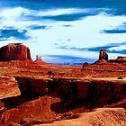 Monument Valley Utah by Lanis Rossi