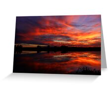 Dakota Reflections Greeting Card
