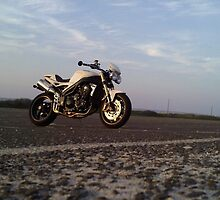 Speed Triple by John Schneider