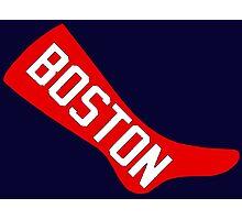Boston Red Sox - Original 1908 Logo Photographic Print