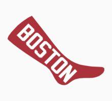Boston Red Sox - Original 1908 Logo Baby Tee