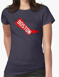 Boston Red Sox - Original 1908 Logo Womens Fitted T-Shirt