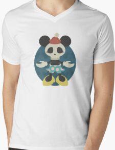 Mrs. Mouse Mens V-Neck T-Shirt