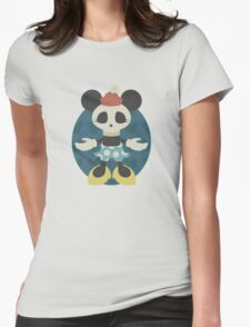 Mrs. Mouse Womens Fitted T-Shirt