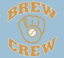 Milwaukee Brew Crew Baby Tee