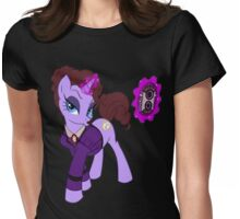Missy Pony Womens Fitted T-Shirt