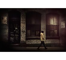 Walk On By... Photographic Print