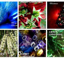 Christmas Card Collection by Kathie Nichols