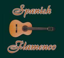 Spanish Flamenco Guitar by matanga