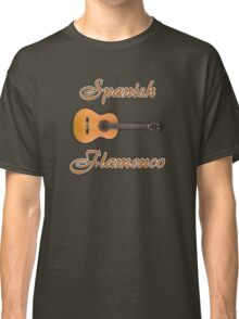 Spanish Flamenco Guitar Classic T-Shirt