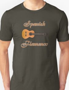 Spanish Flamenco Guitar T-Shirt