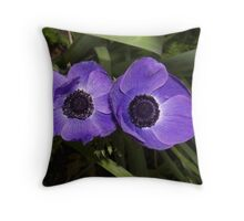 You are being watched! Throw Pillow