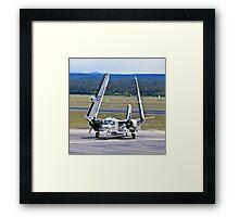 The Tracker - 816 Squadron Framed Print