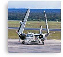 The Tracker - 816 Squadron Canvas Print
