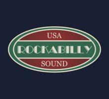 USA Rockabilly Sound Kids Tee