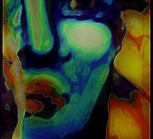 neon blues by ColeenShin