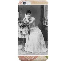 Steampunk Victorian Floral Corset iPhone Case/Skin