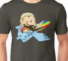 Legolas & Rainbow Dash Unisex T-Shirt