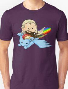 Legolas & Rainbow Dash T-Shirt