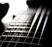 A 7 string Love Affair by Andrew Simoni
