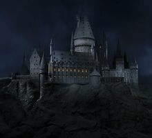 Hogwarts School of Witches and Wizardry by Adrian Richardson