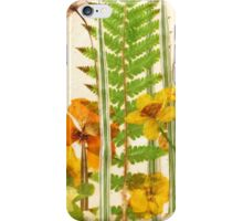 Floral Sunshine iPhone Case/Skin