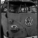 Rusty (VW) Bus by Norman Repacholi