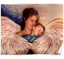 Angel Mother Poster